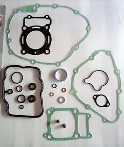 Honda CBR125 CBR125R Complete Gaskets & Seals + Cylinder Gasket 2004 2005 2006