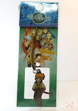 Tales of the Abyss Keychain Key Chain Guy Cecil Metal Mascot Hasebe Namco