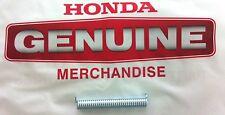 "Honda Genuine rear catcher flap spring lawnmower Buffalo hru195,hru196, 19"""