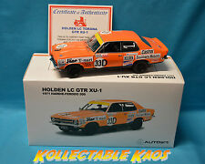 1:18 Biante - 1971 Bathurst - Holden LC Torana GTR XU-1 - Jane/Harvey REDUCED