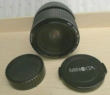 Minolta MD Zoom 35-70mm 1:3.5 55mm Lens - Made in Japan