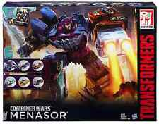 TRANSFORMERS COMBINER WARS G2 STUNTICONS MENASOR BOX SET