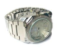 Mens Fashion Watch Ice Master BM1335 Silver Bracelet Band Mens Dress Watch 1ATM