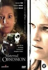 Maternal Obsession NEW PAL Cult DVD Douglas Jackson Nicholle Tom Cameron Daddo
