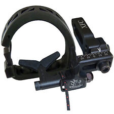 Trophy Taker X-Treme Full Containment w/ Flap Gate Rest Right Hand Black