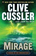 Mirage (The Oregon Files) by Cussler, Clive; Du Brul, Jack
