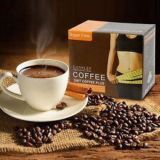 1 Box Beauty Buffet Lansley Coffee Beauty Well-being Slimming Coffee