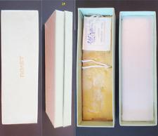 novet box poljot 3133 sturmanskie case chronograph old wrist watch for parts nos
