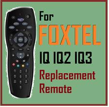 New Foxtel Remote Control - Compatible Foxtel iQ IQ2 IQ3 & AV Sender/ Receiver