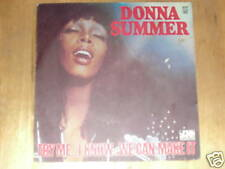 45 tours donna summer try me, i know, we can make it