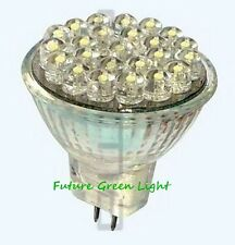 MR11 18 LED 12V LOW ENERGY 0.9W 36LM WARM WHITE BULB