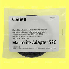 Canon Macrolite Adapter 52c 2364A001