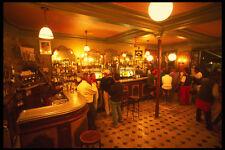 759037 Interior Of The Bar Des Beaux Arts St Tropez France A4 Photo Print