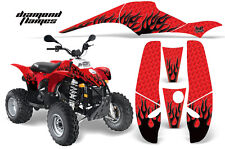 AMR RACING UTV POLARIS SCRAMBLER TRAILBLAZER DECAL 200 400 500 1985-2009 DMKR