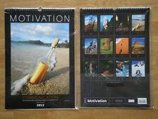 Motivation Kalender 2013 – Wandkalender rar englisch - tolle fantastische Bilder