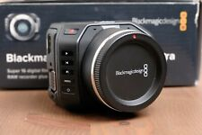 Blackmagic Design Micro Cinema Camera Body Only with MFT Lens Mount with Box
