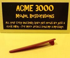 Corgi 485 Mini Countryman Reproduction Repro Plastic Surfboard