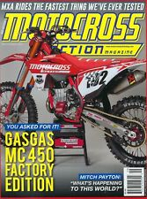 Motocross Action  September 2021  GASGAS   MC450