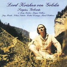 sergius golowin- lord krishna von goloka  -CD
