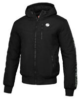 Men Kurtka Jacket Coat Pit Bull West Coast PitBull Winter Cabrillo Black
