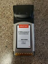 Adaptec Aua-1420 Usb2Connect for Notebooks (see descript)