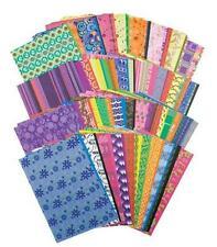 "Roylco Decorative Hues Paper - 5.5"" X 8.5"" - 192 / Pack - Assorted (r15203)"