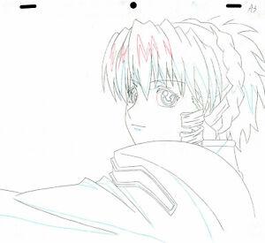 SALE! Anime Douga Not Cel: Scrapped Princess #28