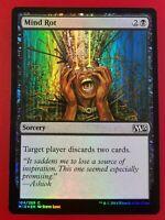 Mind Rot FOIL Magic 2015 M15 NM Black Common MAGIC GATHERING CARD ABUGames