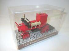 Feuerspritze mit Daimler Motor 1896 Feuerwehr fire engine, Cursor in 1:43 boxed!