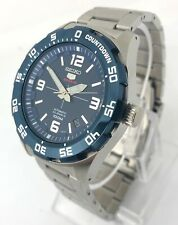 Seiko Diver Watch BLUE - BABY MONSTER Automatic Watch SRPB85K1