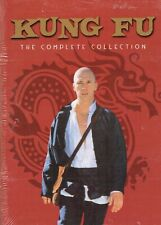 Kung Fu: The Complete Series Collection 11 DVD Gift Box Set  Free Shipping