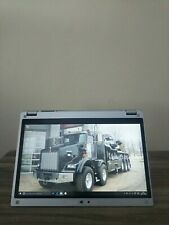 Panasonic CF-ax3 Toughbook  i5 gen 4 4GB RAM 128GB SSD Win 10 touch screen 1080p