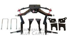 """Club Car DS 6"""" Double A-Arm Golf Cart Lift Kit Fits Most 1982-2003.5"""