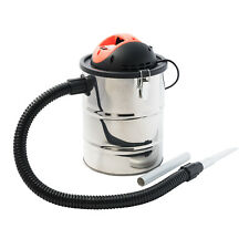 Ovation 15l Fireplace Ash Vacuum Cleaner Hoover Wood Burner VAC Collector 800w