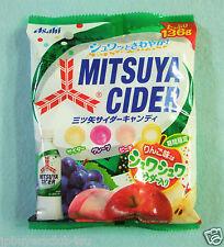 Mitsuya Cider Candy 136g Japanese Candy 4 Flavors Asashi