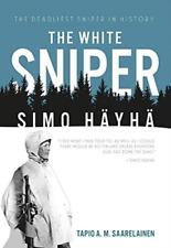 Saarelainen Tapio-White Sniper BOOK NEW