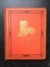 Pendennis & St Mawes Sketch of Two Cornish Castles Oliver 1875 Simpkin UK HBK