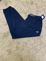 Champion Men's Navy Blue Sweatpants Size XL