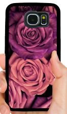 PINK PRETTY ROSES FUN PHONE CASE FOR SAMSUNG GALAXY MODELS & GALAXY NOTE MODEL