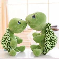 2 Stück Super Big Eye Schildkröte Plüschtier Gefüllte Plüschpuppe Spielzeug