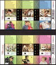 Nederland 2338-2339 Zomerzegels - Ot en Sien 2005 PF