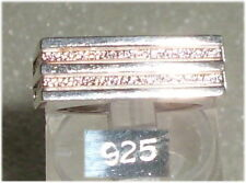 Ring aus 925er Silber,  Gr. 49, Ø 15,6 mm  (da3680)