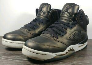 Jordan 5 Retro 'Heiress' Big Kids Girls GS Size 8.5Y Camo 919710-030 HC