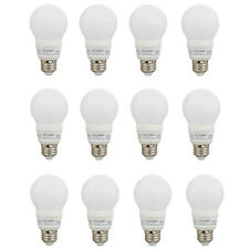 Sylvania A19 40W 120V E26 Non-Dimmable White Frosted LED Light Bulb (12 Pack)