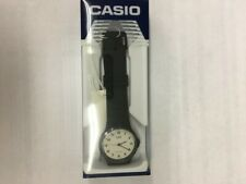Casio MQ24-7BLL  Mens Watch with White Dial Analogue Display and Resin Strap