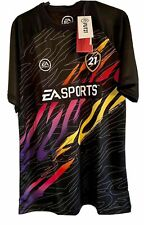 Fifa 21 FUT21 Luma T-shirt 100% polyester Adults Medium or Large New with Tags