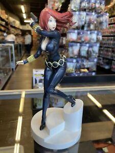Kotobukiya Max Black Widow. Marvel Bishoujo Statue