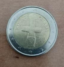 2 EURO CIPRO 2008 - IDOLO DA POMOS