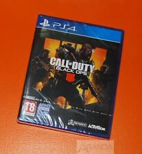 Call of Duty Black ops 4 PS4 New and Sealed