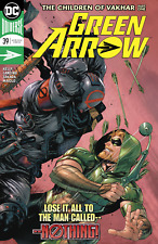 Green Arrow #39 Comic Book 2018 - DC
